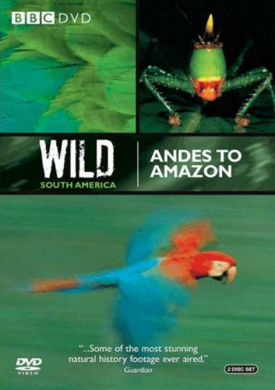 Andes to Amazon Poster