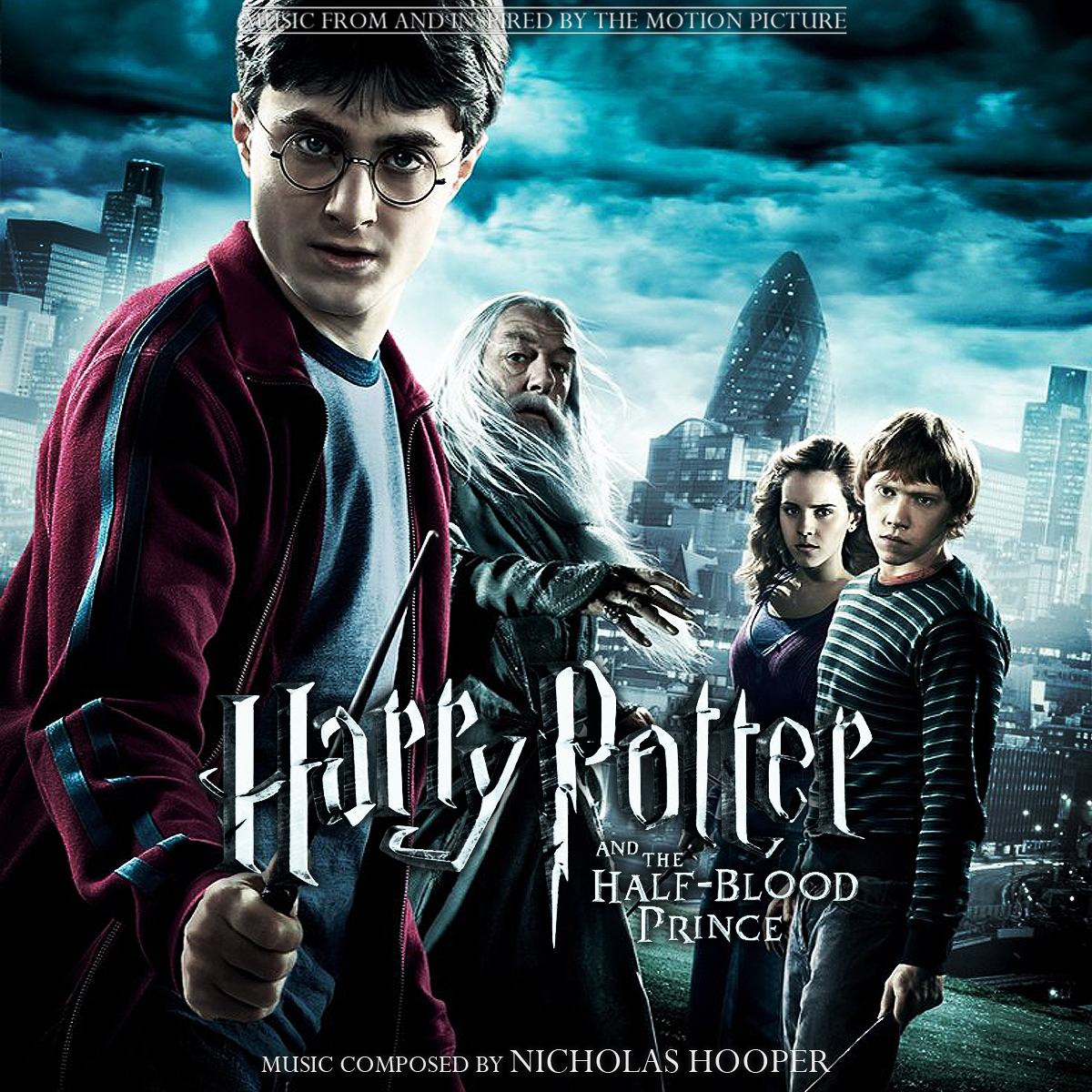 Harry Potter and the Half-Blood Prince Album Artwork