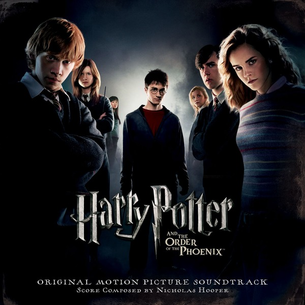 Harry Potter and the Order of the Phoenix Album Artwork